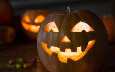 Halloween – Gruselige Zeiten stehen bevor
