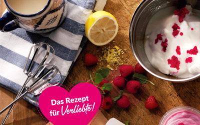 """Rezepttipp: """"Himbeer-Törtchen"""""""